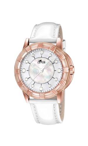 f295d3f399eb Lotus 15860 1 – Reloj analógico de cuarzo para mujer